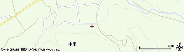 山形県酒田市中野俣中里31周辺の地図