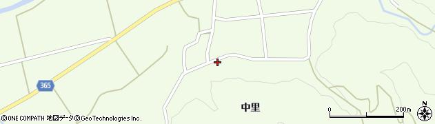 山形県酒田市中野俣中里69周辺の地図