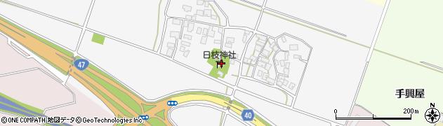 山形県酒田市大野新田村南149周辺の地図