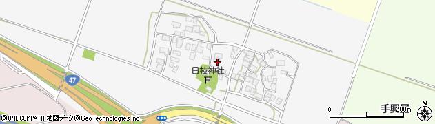山形県酒田市大野新田村南151周辺の地図