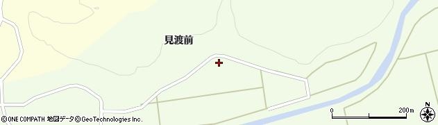 山形県酒田市中野俣(見渡前)周辺の地図