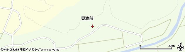 山形県酒田市中野俣見渡前154周辺の地図