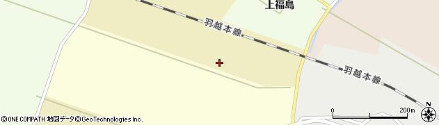 山形県酒田市小牧中芹田周辺の地図