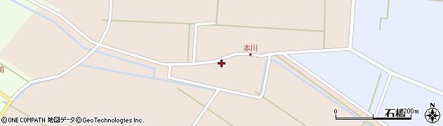 山形県酒田市本川29周辺の地図