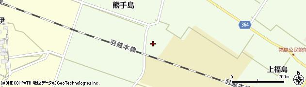 山形県酒田市熊手島手興屋54周辺の地図