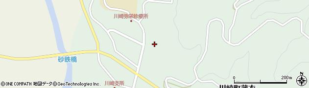 岩手県一関市川崎町薄衣上段周辺の地図