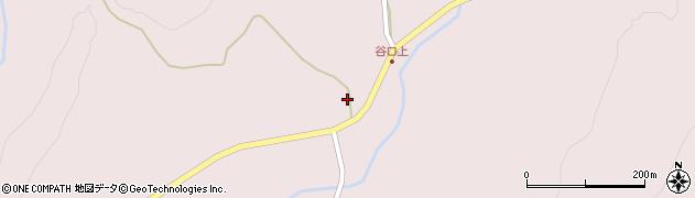 山形県最上郡金山町飛森490周辺の地図