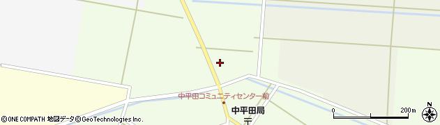 山形県酒田市熊手島道の上熊興屋45周辺の地図