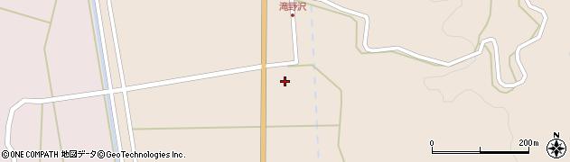 山形県酒田市生石滝野沢267周辺の地図