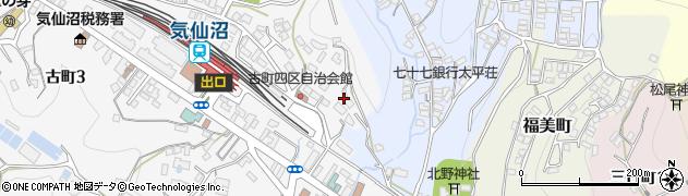 南光山慈教院周辺の地図