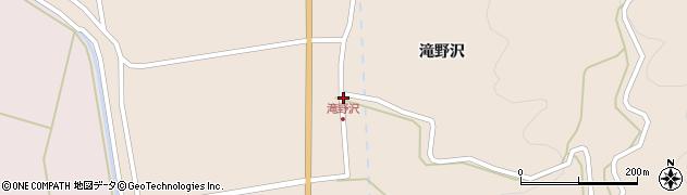 山形県酒田市生石滝野沢52周辺の地図