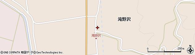 山形県酒田市生石滝野沢78周辺の地図