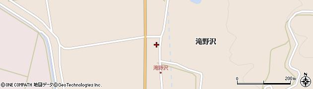 山形県酒田市生石滝野沢91周辺の地図