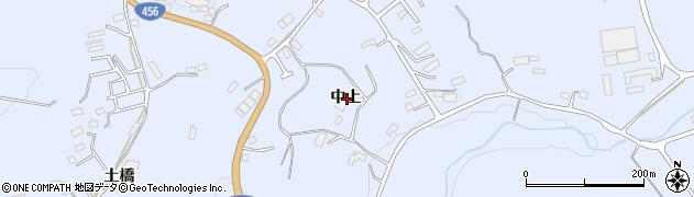 岩手県一関市千厩町千厩中上周辺の地図