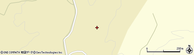 山形県酒田市山谷堤廻周辺の地図