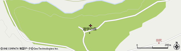 山形県最上郡金山町有屋1761周辺の地図