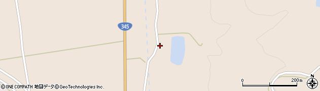 山形県酒田市生石滝野沢137周辺の地図