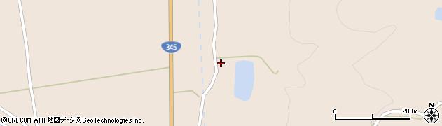 山形県酒田市生石滝野沢139周辺の地図
