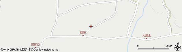 山形県最上郡金山町有屋138周辺の地図
