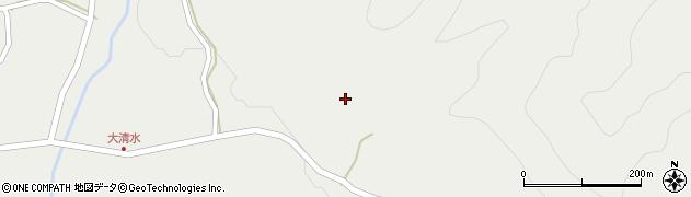 山形県最上郡金山町有屋入有屋周辺の地図