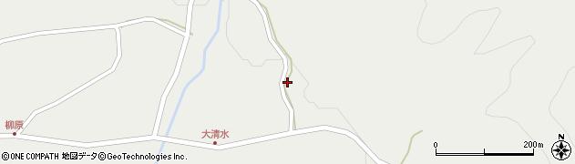 山形県最上郡金山町有屋40周辺の地図