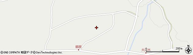 山形県最上郡金山町有屋119周辺の地図