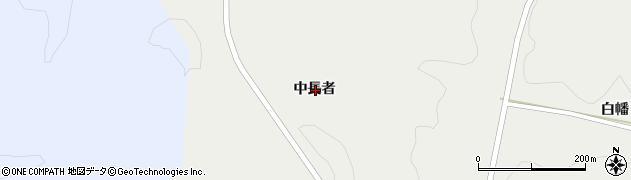 岩手県一関市千厩町小梨中長者周辺の地図