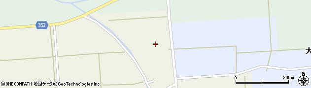 山形県酒田市手蔵田仁田47周辺の地図