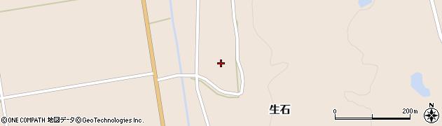 山形県酒田市生石十二ノ木117周辺の地図