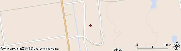 山形県酒田市生石十二ノ木138周辺の地図