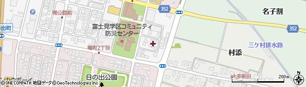 山形県酒田市大多新田(北家西)周辺の地図