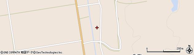山形県酒田市生石十二ノ木131周辺の地図