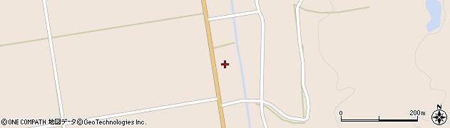 山形県酒田市生石登路田145周辺の地図