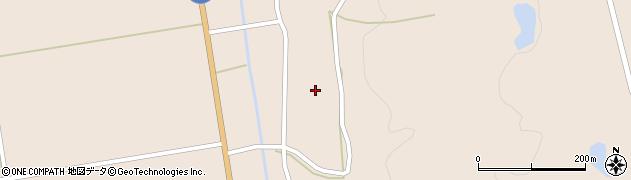 山形県酒田市生石十二ノ木145周辺の地図