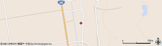 山形県酒田市生石登路田137周辺の地図