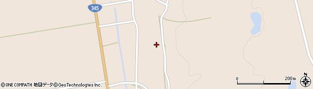 山形県酒田市生石十二ノ木173周辺の地図