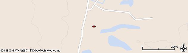 山形県酒田市生石柳沢172周辺の地図