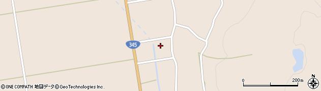 山形県酒田市生石登路田89周辺の地図