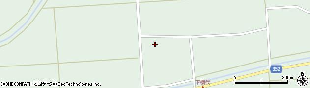 山形県酒田市横代千代桜174周辺の地図
