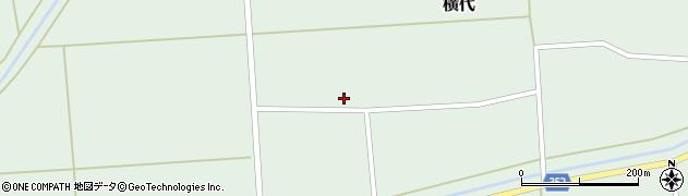 山形県酒田市横代千代桜215周辺の地図