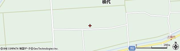 山形県酒田市横代千代桜209周辺の地図