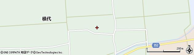 山形県酒田市横代千代桜85周辺の地図