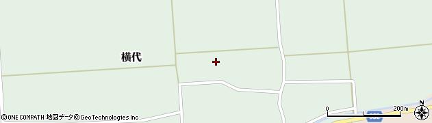 山形県酒田市横代千代桜83周辺の地図