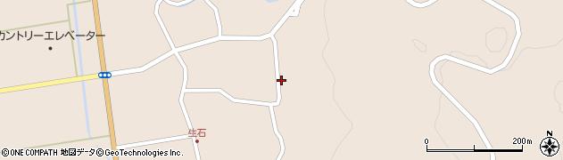 山形県酒田市生石矢流川26周辺の地図