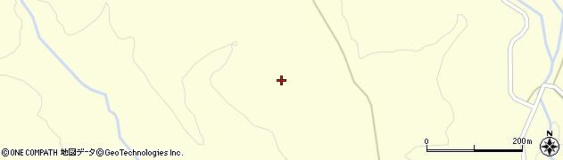 山形県酒田市北俣(風野)周辺の地図