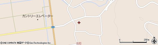 山形県酒田市生石矢流川50周辺の地図