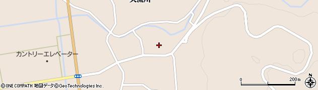 山形県酒田市生石矢流川73周辺の地図