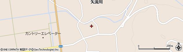 山形県酒田市生石矢流川100周辺の地図