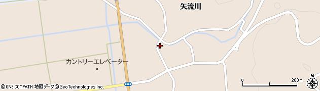 山形県酒田市生石矢流川94周辺の地図