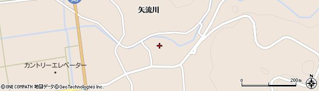 山形県酒田市生石矢流川114周辺の地図